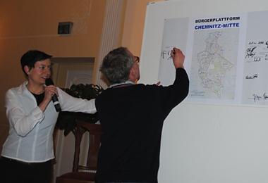 Gründungsveranstaltung im April 2014